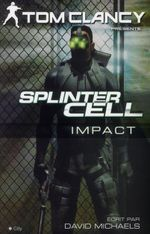 Couverture Splinter Cell : Impact