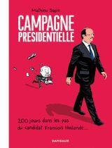 Couverture Campagne Présidentielle