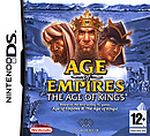 Jaquette Age of Empires : The Age of Kings