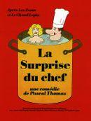 Affiche La surprise du chef