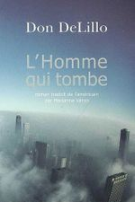 Couverture L'Homme qui tombe