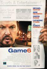Affiche Game 6