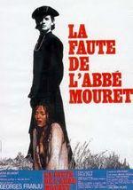 Affiche La Faute de l'abbé Mouret