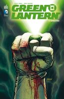 Couverture Sinestro - Green Lantern, tome 1