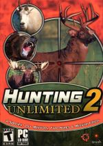 Jaquette Hunting Unlimited 2