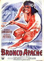Affiche Bronco Apache