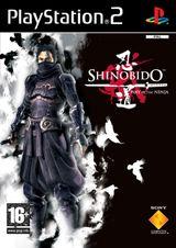 Jaquette Shinobido : la Voie du Ninja