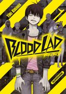 Couverture Blood Lad