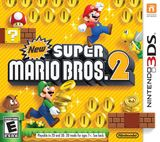 Jaquette New Super Mario Bros. 2