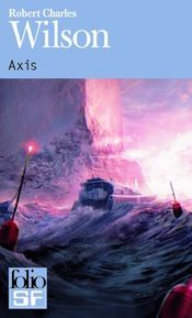 Couverture Axis - Spin, tome 2