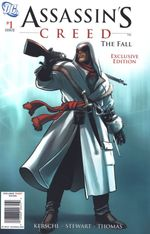 Couverture Assassin's Creed : The Fall