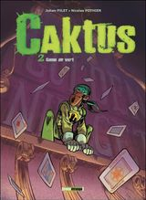 Couverture Game au vert - Caktus, tome 2