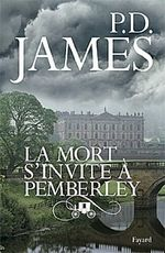 Couverture La Mort s'invite à Pemberley