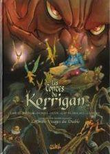 Couverture Les Mille visages du Diable - Les Contes du Korrigan, tome 2
