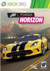 Jaquette Forza Horizon