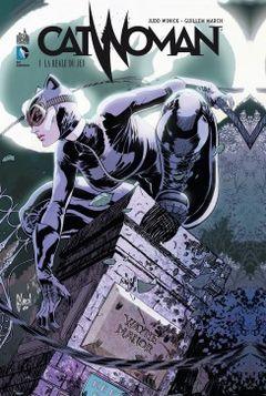 Couverture La Règle du jeu - Catwoman, tome 1