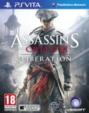 Jaquette Assassin's Creed III : Liberation
