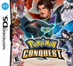 Jaquette Pokémon Conquest