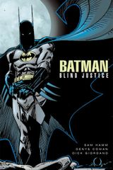 Couverture Batman: Blind Justice