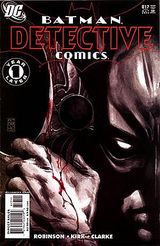 Couverture Batman: Face the Face
