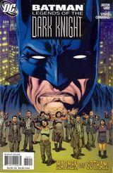 Couverture Batman : Madmen of Gotham