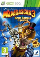 Jaquette Madagascar 3 : Le Jeu vidéo