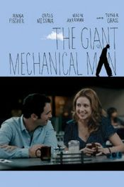 Affiche The Giant Mechanical Man