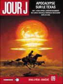 Couverture Apocalypse sur le Texas - Jour J, tome 9