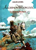 Couverture Le Dernier Matagot - Algernon Woodcock, tome 6