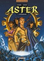 Couverture Oupanishads - Aster, tome 1