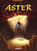 Couverture Aryamâ - Aster, tome 2