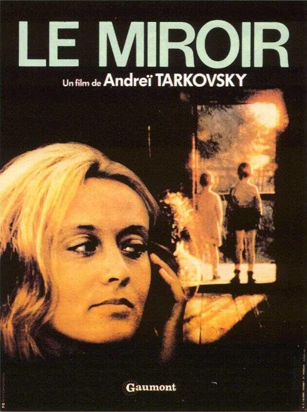 Le miroir film 1975 senscritique for Miroir film horreur