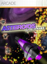 Jaquette Asteroids / Asteroids Deluxe
