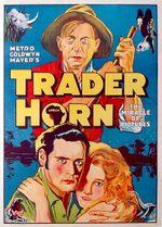 Affiche Trader Horn