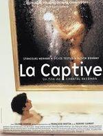 Affiche La Captive