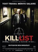 Affiche Kill List