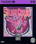 Jaquette Alien Crush