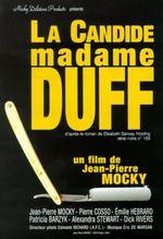 Affiche La Candide Madame Duff