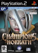 Jaquette Champions of Norrath