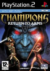 Jaquette Champions : Return to Arms