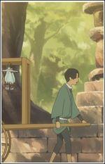 Affiche Ojii-san no Lamp
