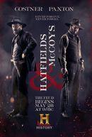 Affiche Hatfields & McCoys