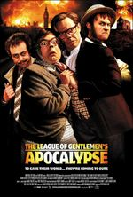 Affiche The League of Gentlemen's Apocalypse