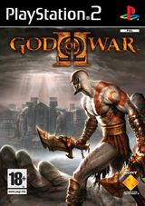 Jaquette God of War II