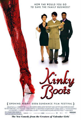 Affiche Kinky Boots