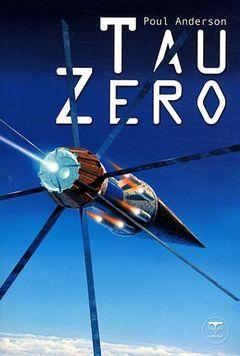 Couverture Tau Zero