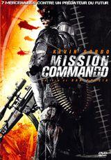 Affiche Mission Commando