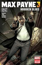 Couverture Max Payne 3 : Hoboken Blues