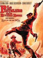 Affiche Le Pistolero de la rivière rouge