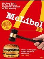 Affiche McLibel
